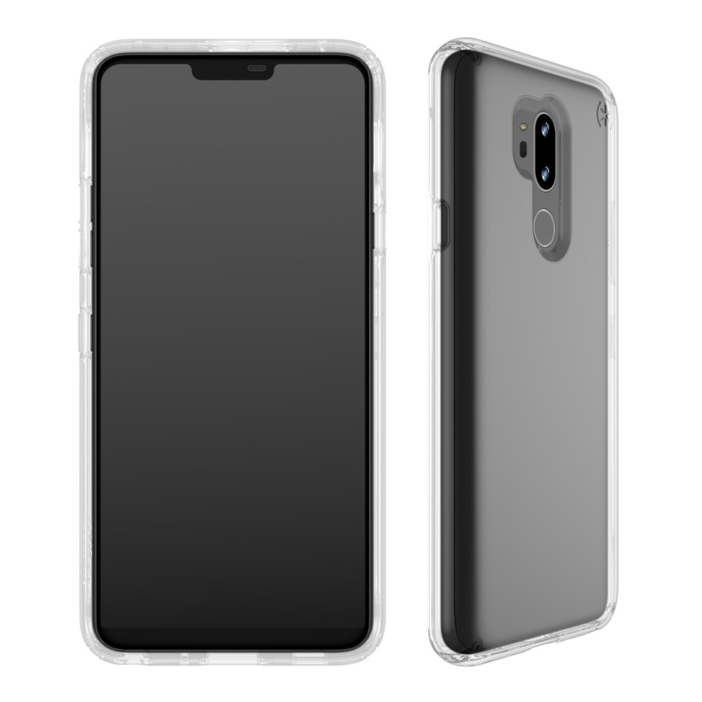 LG G7 THINQ SPECK PRODUCTS PRESIDIO CLEAR CASE - CLEAR