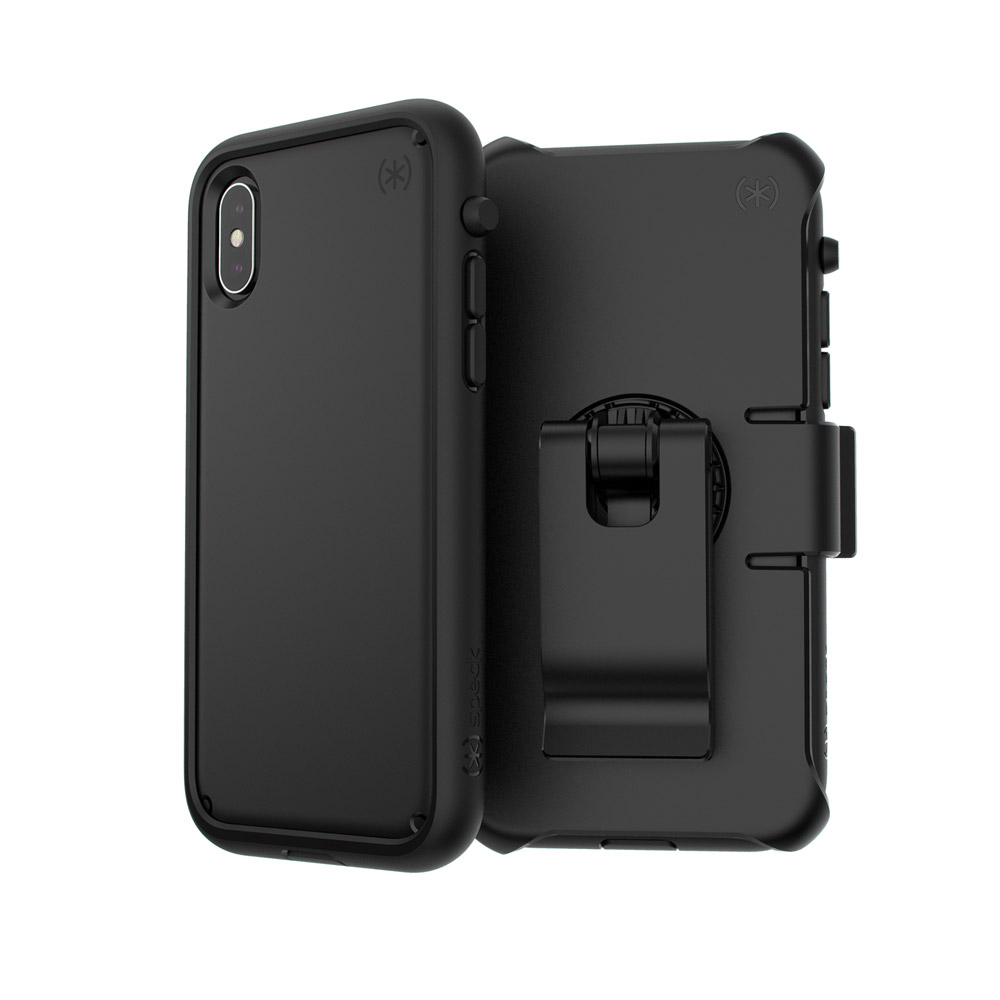 Wholesale cell phone accessory Speck - Presidio Ultra Case for Apple iPhone Xs  /  X - Black