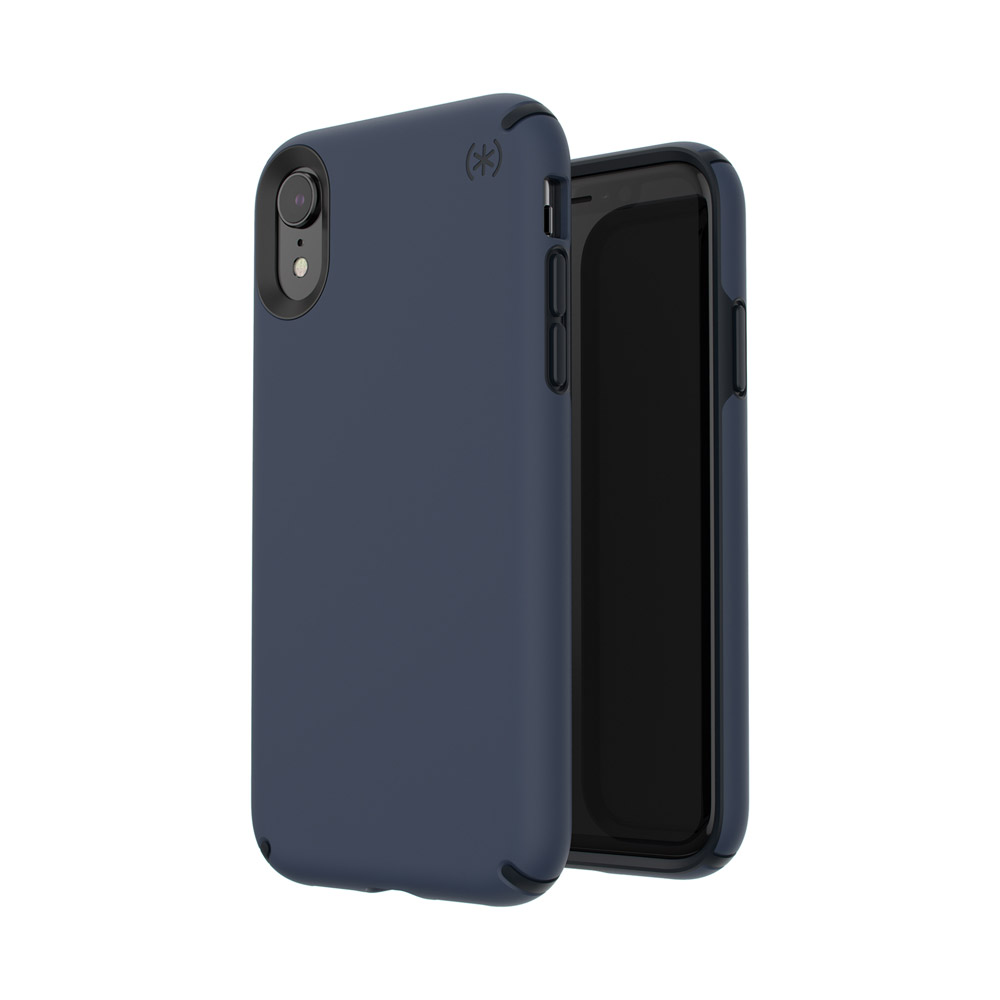 Wholesale cell phone accessory Speck - Presidio Pro Case For Apple iPhone XR - Eclipse Blue
