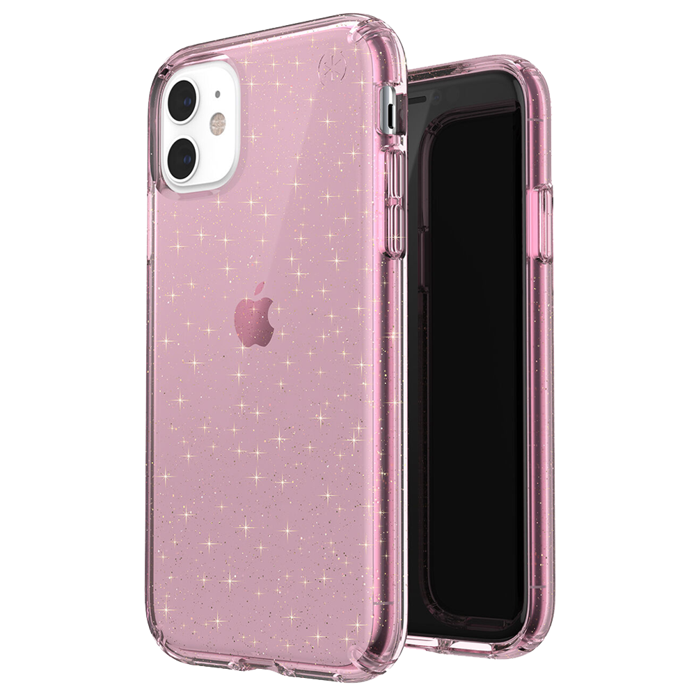 Wholesale cell phone accessory Speck - Presidio Clear for Apple iPhone 11 - Bella Pink
