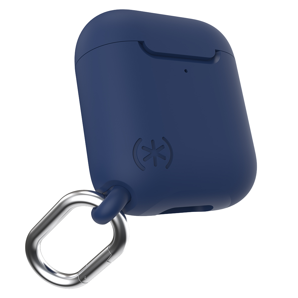Wholesale cell phone accessory Speck - Presidio Pro Case for Apple AirPods - Coastal Blue