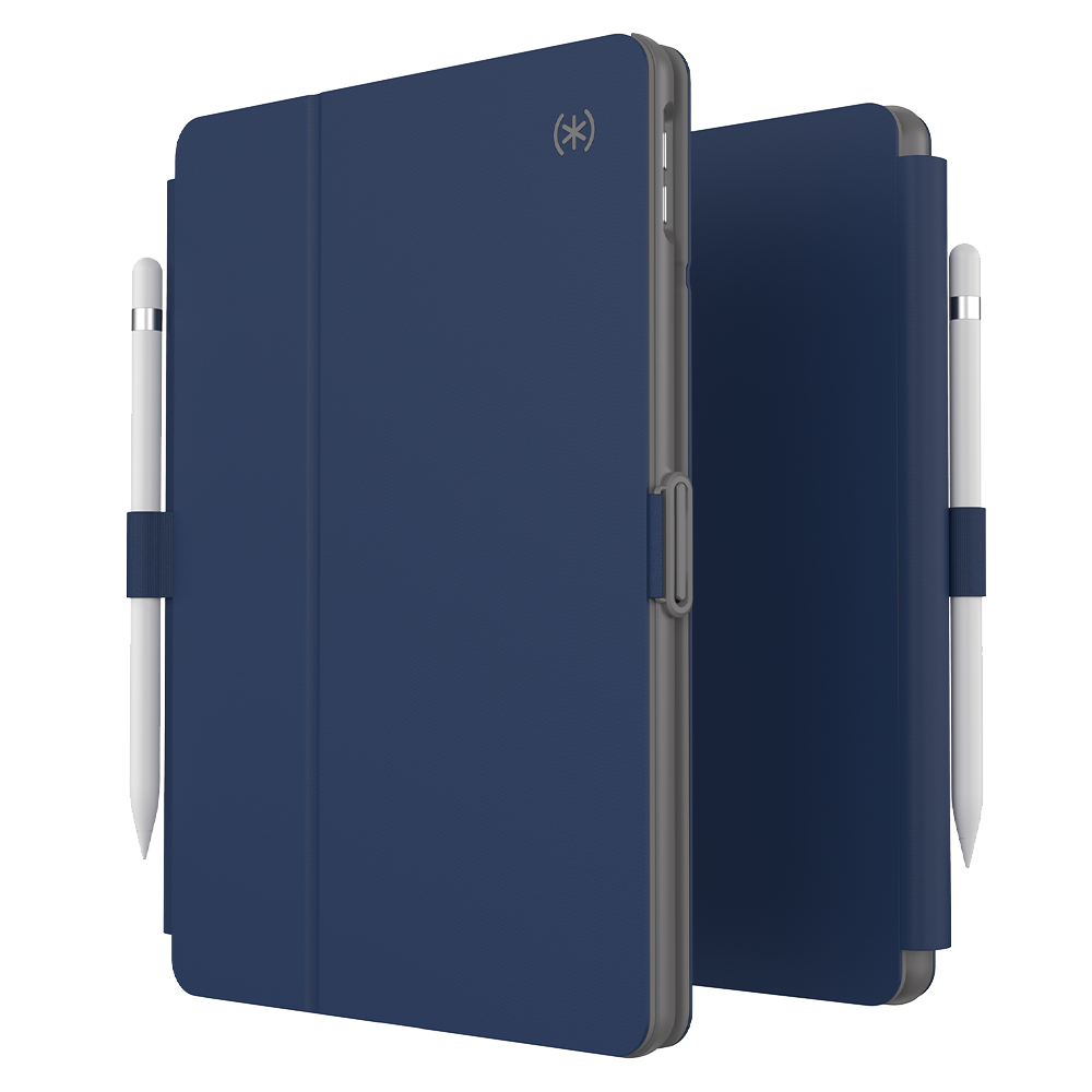 Wholesale cell phone accessory Speck - Balance Folio Case for Apple iPad 10.2 - Arcadia Navy