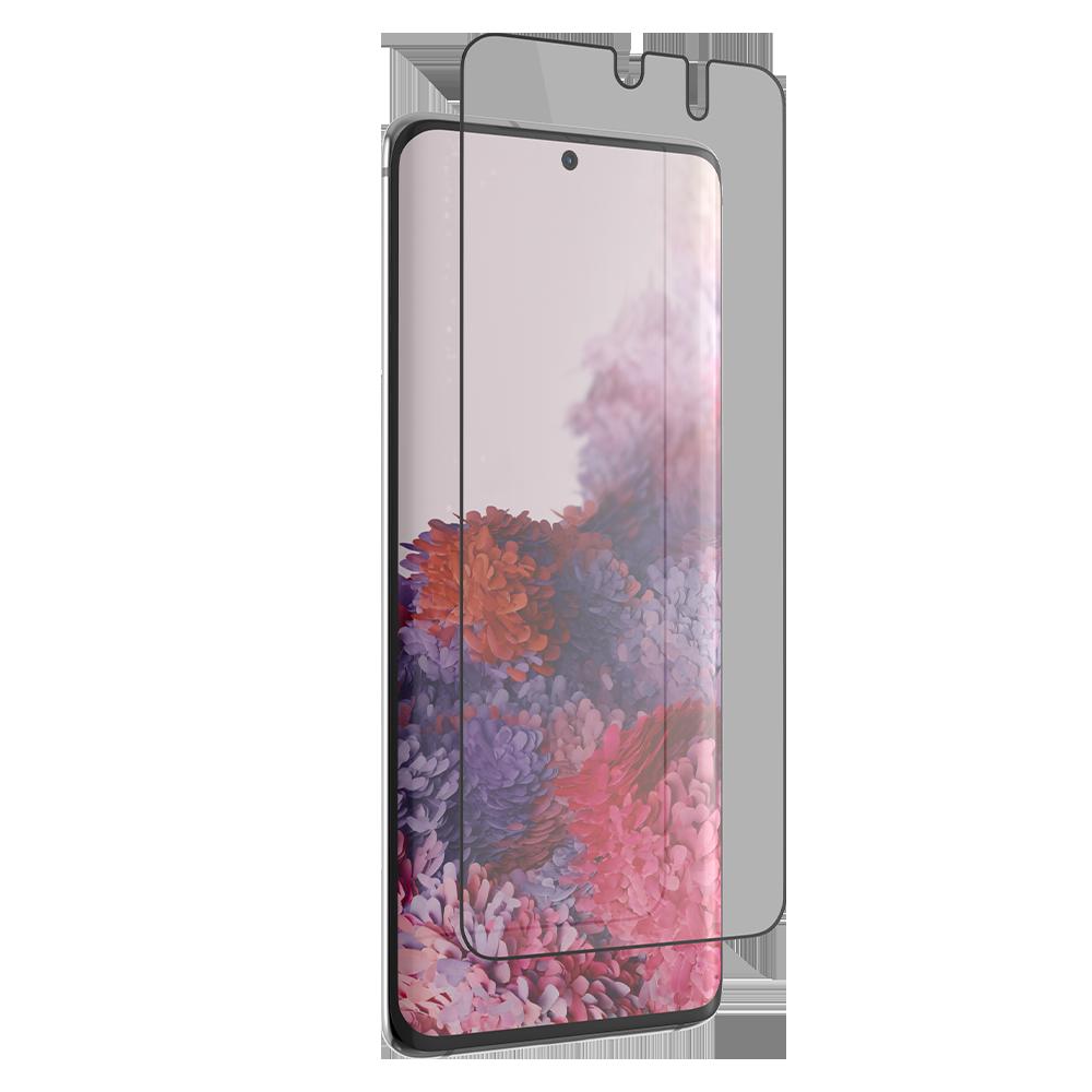 Wholesale cell phone accessory ZAGG - InvisibleShield GlassFusion VisionGuard Plus Screen Protector