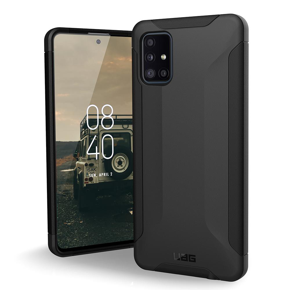 Urban Armor Gear (UAG) - Scout Case for Samsung Galaxy A51 5G - Black