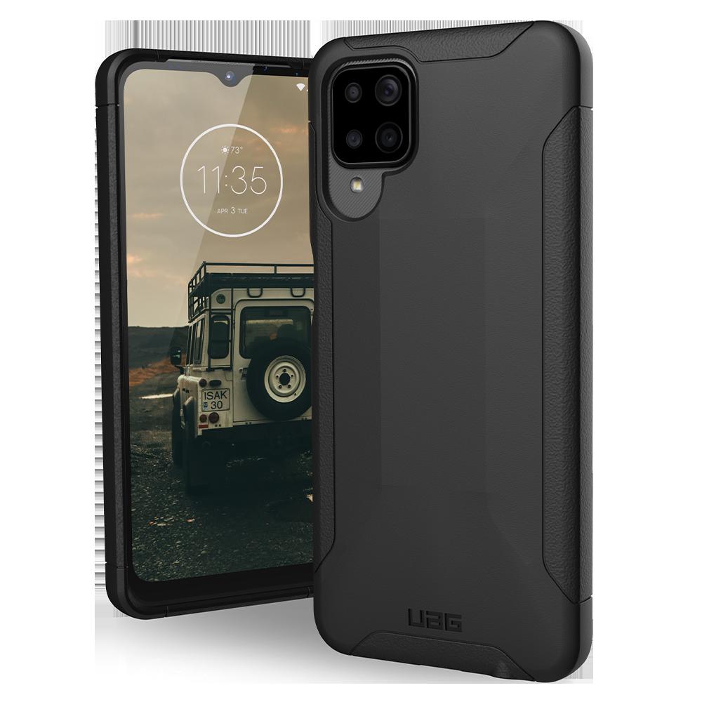 Urban Armor Gear (UAG) - Scout Case for Samsung Galaxy A12 - Black