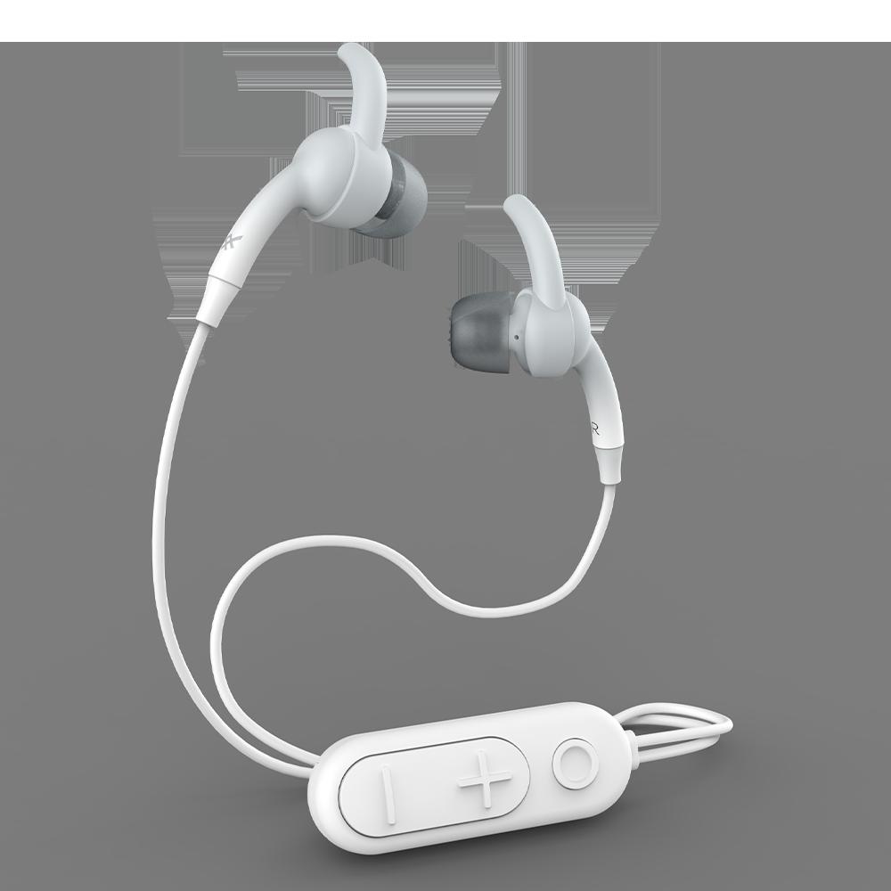 be715e6e046 Wholesale cell phone accessory iFrogz - Sound Hub Tone In Ear Bluetooth  Headphones - White