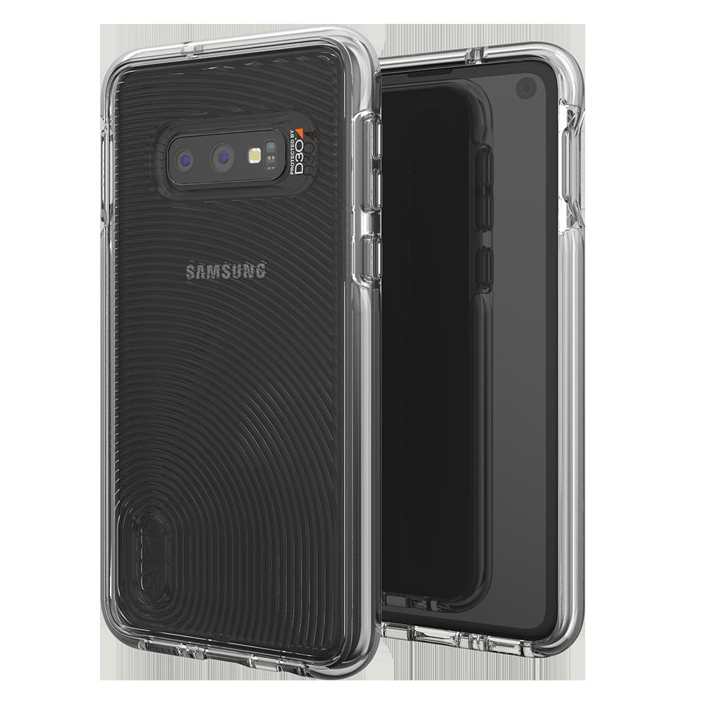 Gear4 - Battersea Case for Samsung Galaxy S10e - Clear