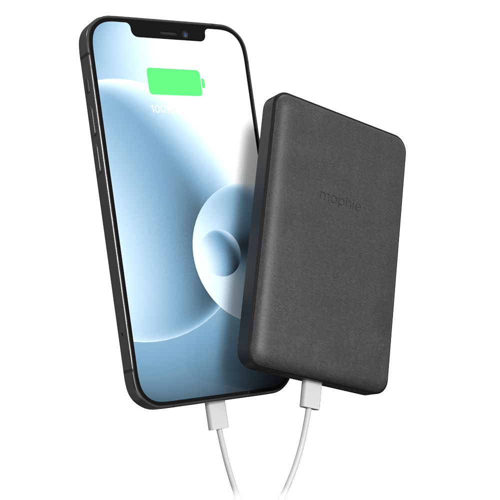 Wholesale cell phone accessory mophie - Snap Plus Juice Pack Mini Wireless Charging Power Bank