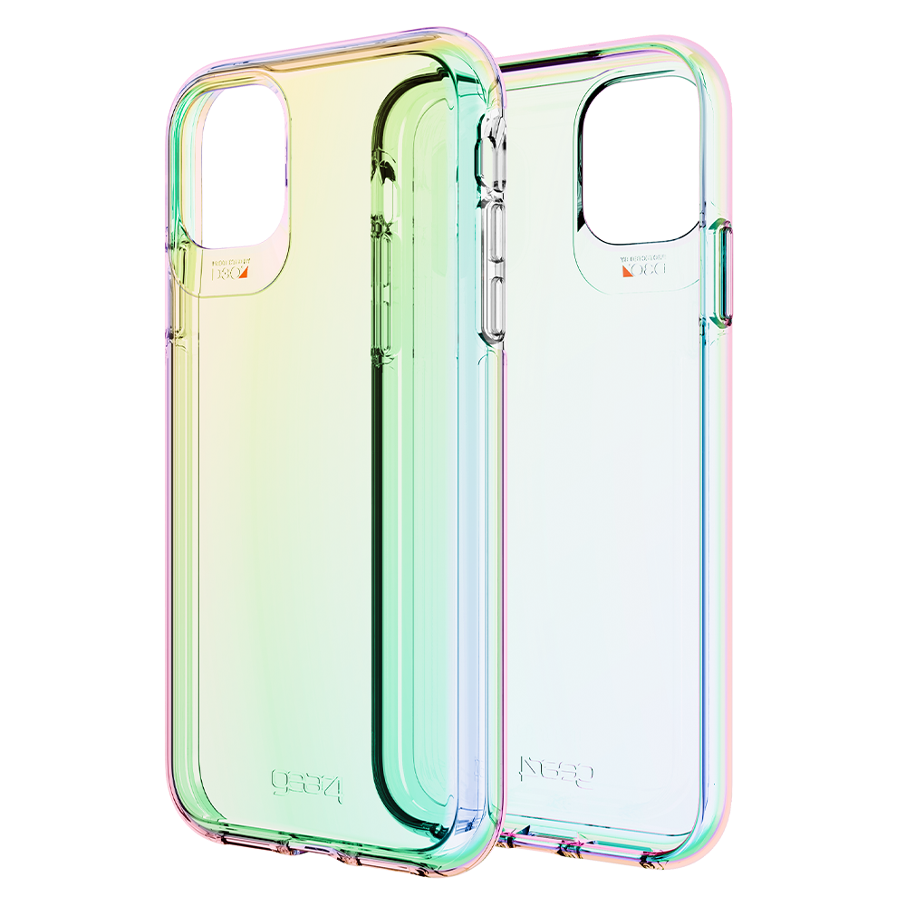 Wholesale cell phone accessory Gear4 - Crystal Palace Case for Apple iPhone 11 - Iridescent