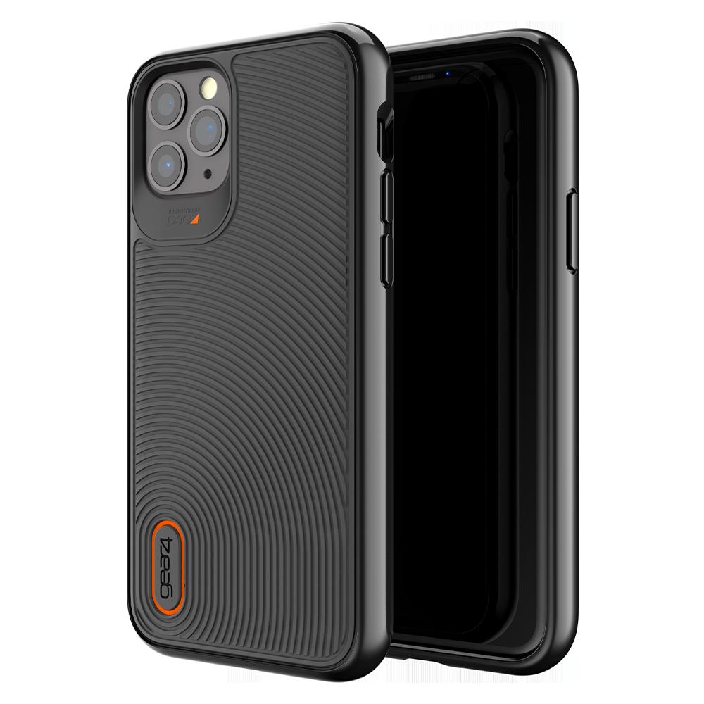 Gear4 - Battersea Case for Apple iPhone 11 Pro - Black
