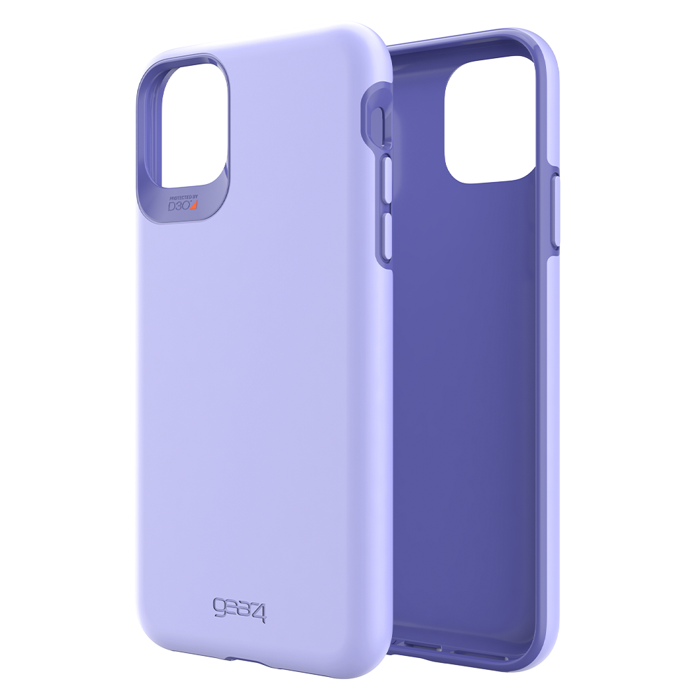 Gear4 - Holborn Case for Apple iPhone 11 Pro Max - Lilac