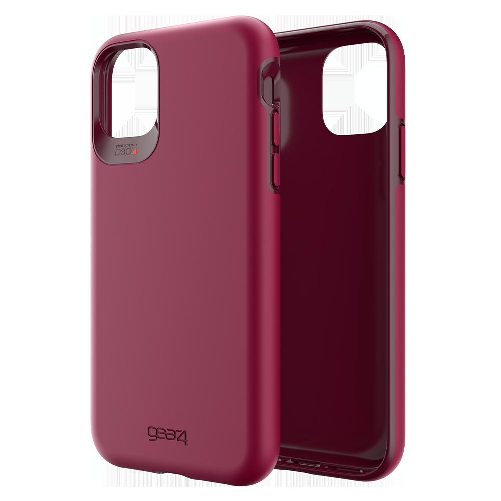 Gear4 - Holborn Case for Apple iPhone 11 - Burgundy