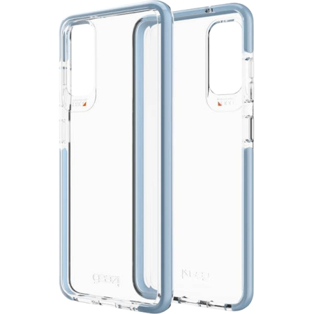 Gear4 - Piccadilly Case for Samsung Galaxy S20  /  S20 5G UW - Blue
