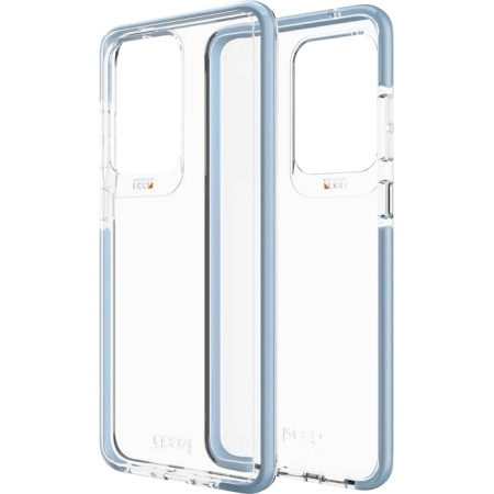 Gear4 - Piccadilly Case for Samsung Galaxy S20 Ultra - Blue