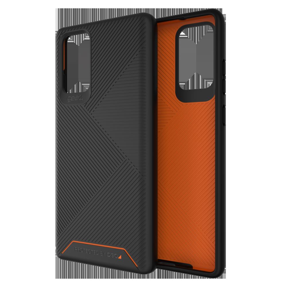 Gear4 - Battersea Case for Samsung Galaxy Note20 5G - Black