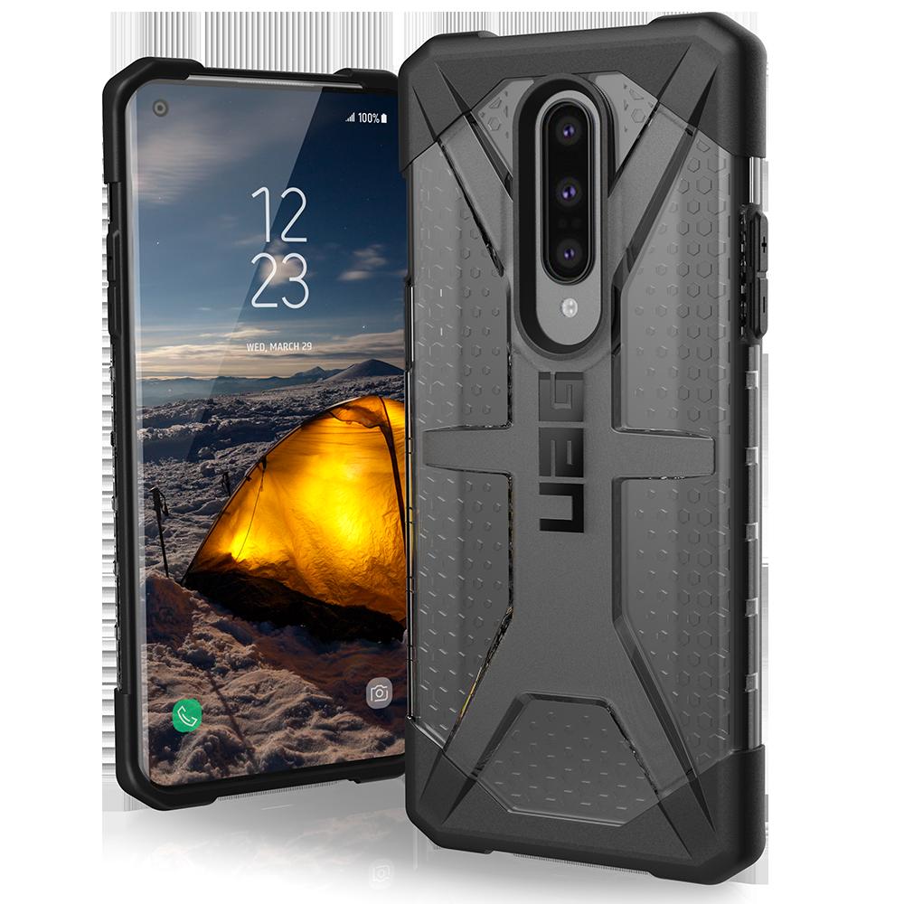 Urban Armor Gear (UAG) - Plasma Case for OnePlus 8 (Not Verizon) - Ash