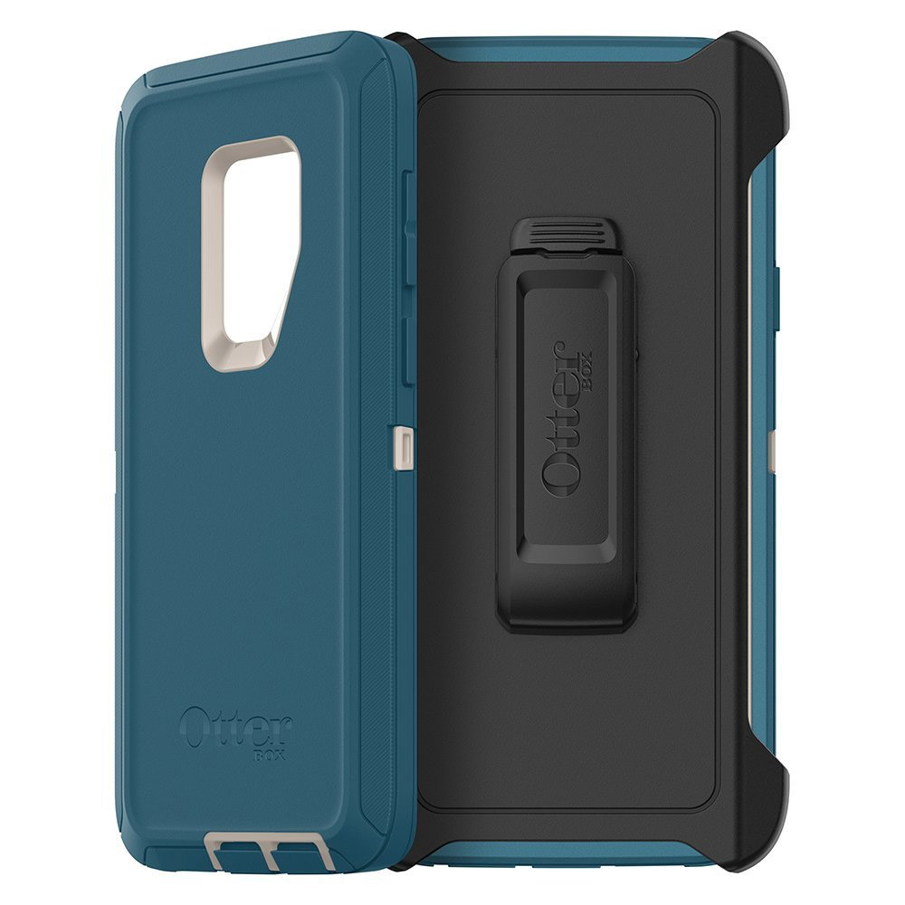 Wholesale cell phone accessory OtterBox - Defender Case for Samsung Galaxy S9 Plus - Big Sur