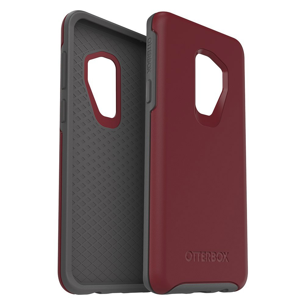 Wholesale cell phone accessory OtterBox - Symmetry Case for Samsung Galaxy S9 Plus - Fine Port