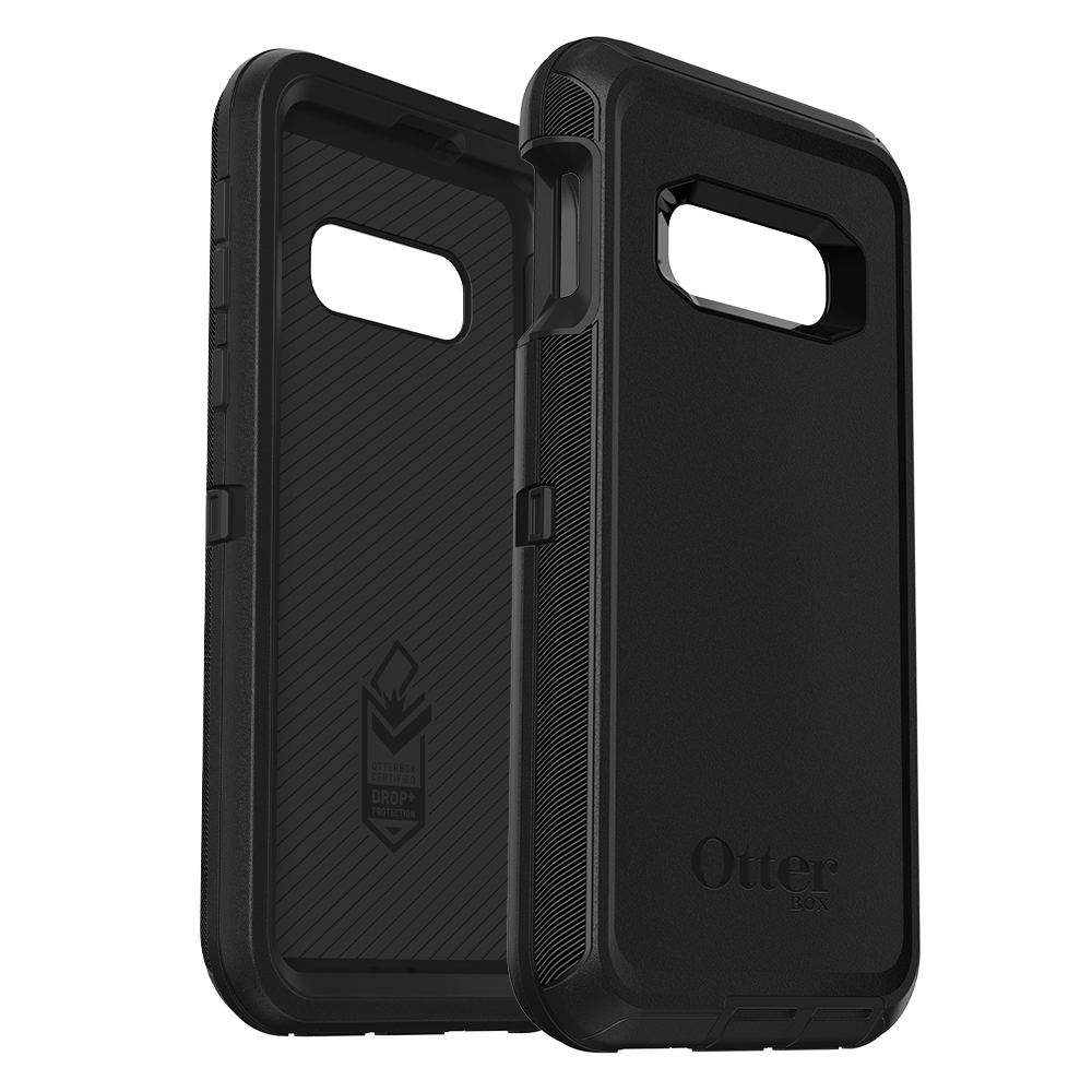 Wholesale cell phone accessory OtterBox - Defender Case for Samsung Galaxy S10e  - Black