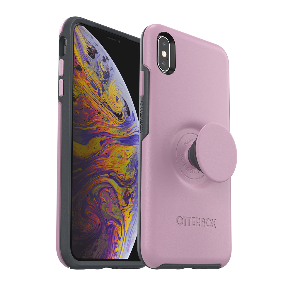 Wholesale cell phone accessory OtterBox - Otter + Pop Symmetry Case with PopSockets Swappable