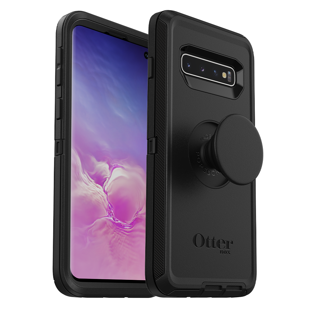 Wholesale cell phone accessory OtterBox - Otter + Pop Defender Case with PopSockets Swappable