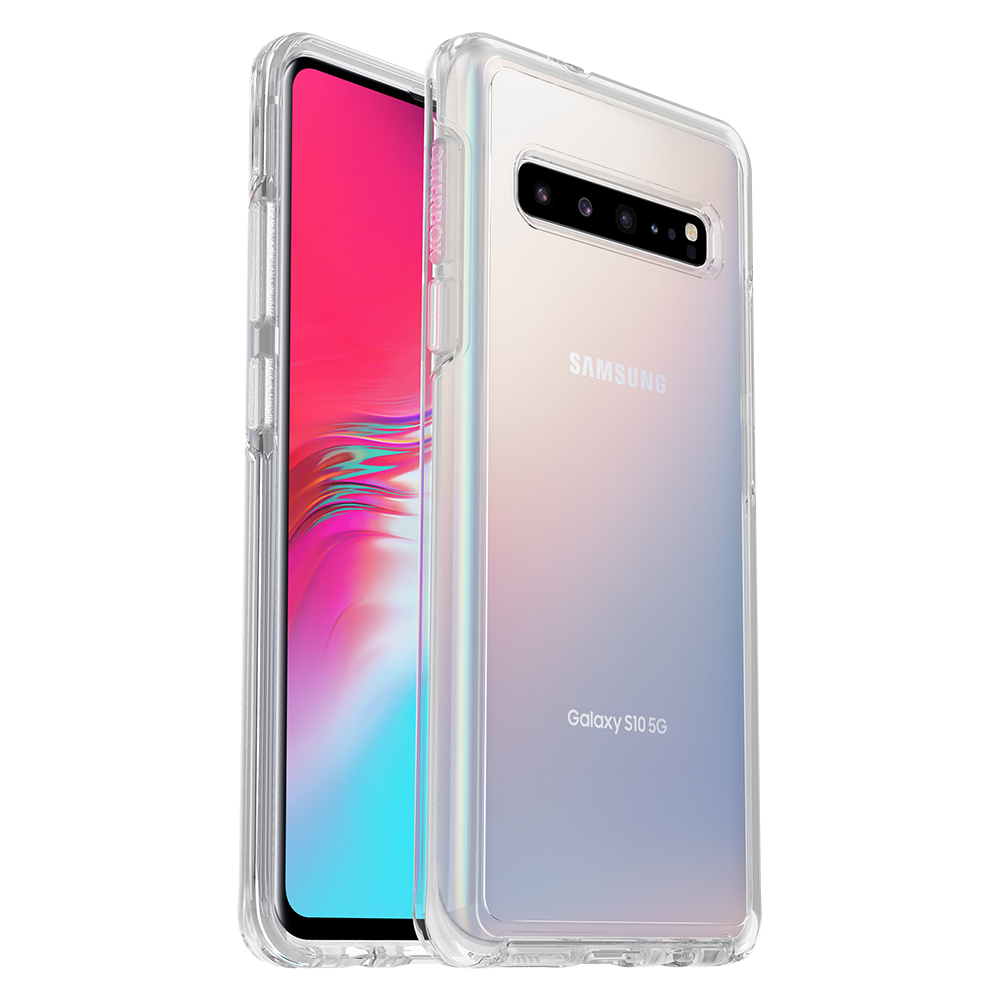 OtterBox - Symmetry Case for Samsung Galaxy S10 5G - Clear