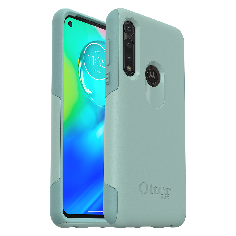 Wholesale cell phone accessory OtterBox - Commuter Lite Case for Motorola Moto G Power - Mint