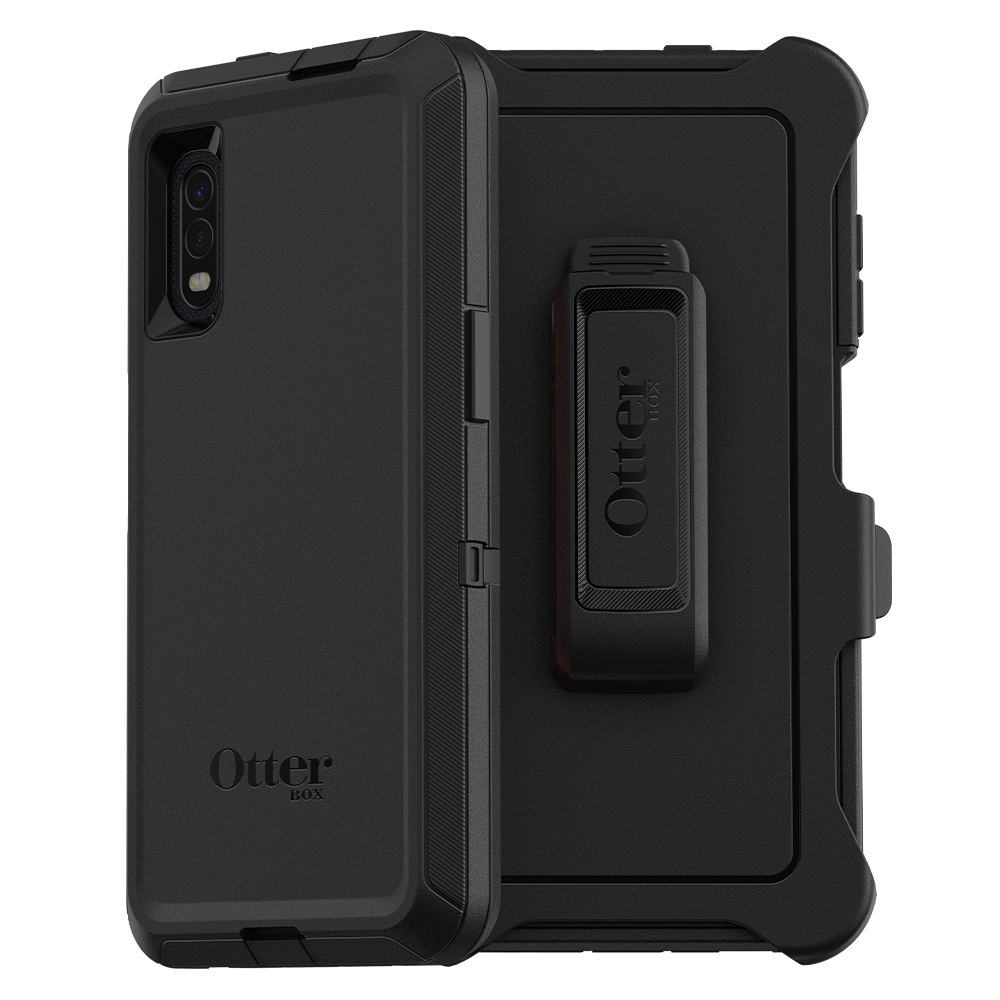 OtterBox - Defender Case for Samsung Galaxy XCover Pro - Black