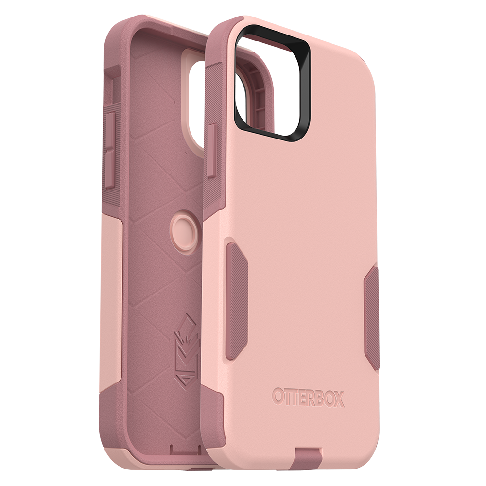 Commuter Antimicrobial Case for Apple iPhone 12 / 12 Pro