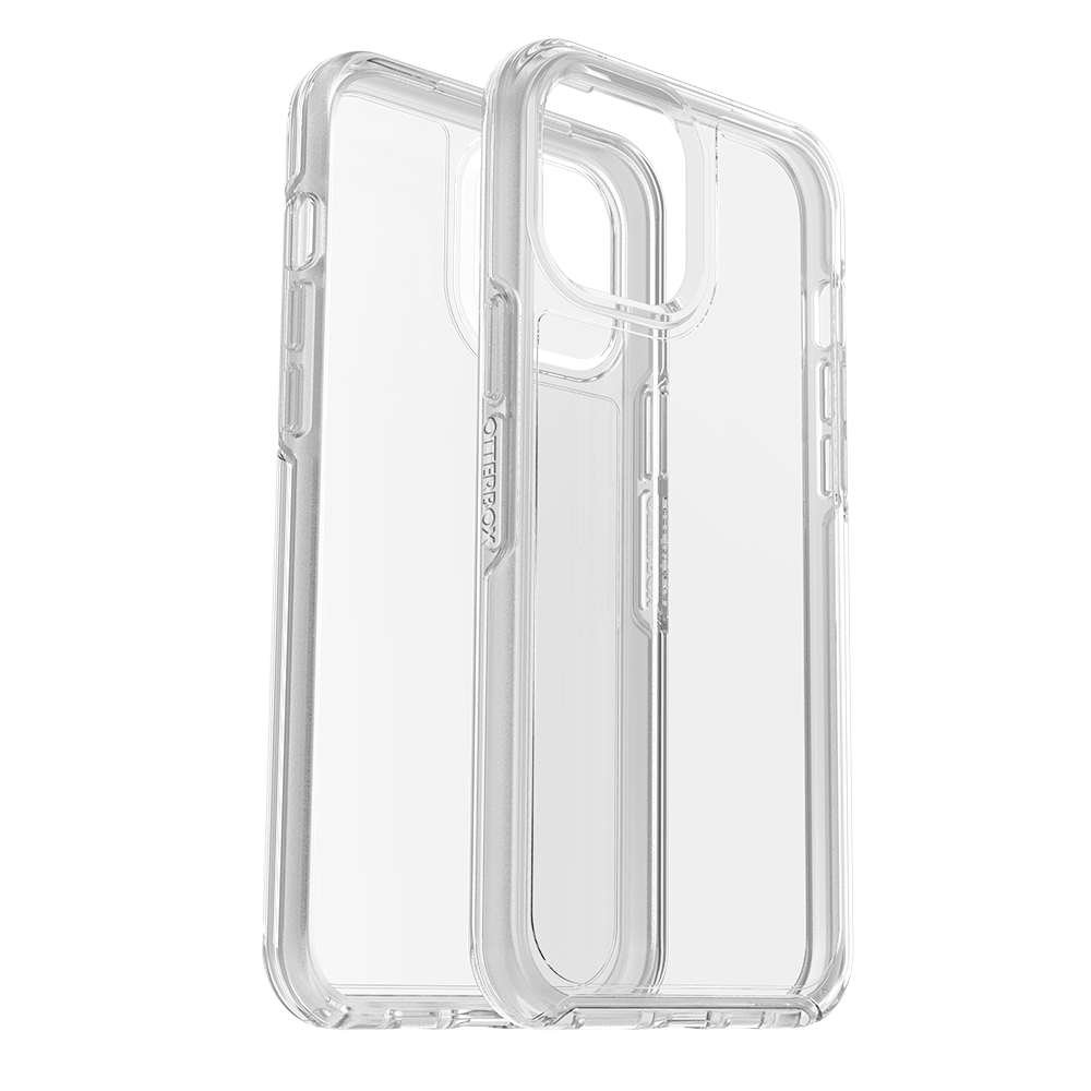 Wholesale cell phone accessory OtterBox - Symmetry Case for Apple iPhone 12 Pro Max - Clear