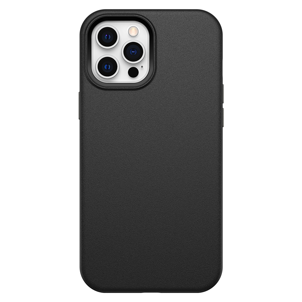 Wholesale cell phone accessory OtterBox - Aneu Case for Apple iPhone 12 Pro Max - Black Licorice