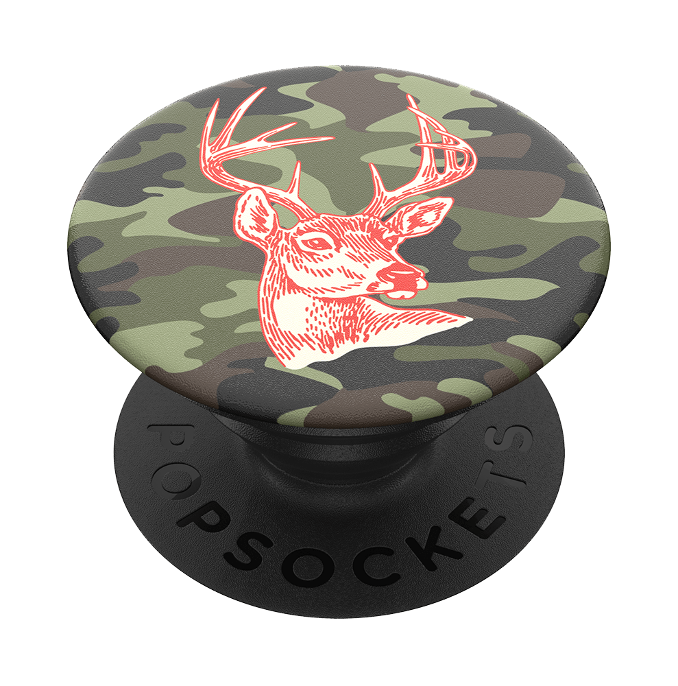 Wholesale cell phone accessory PopSockets - PopGrip Swappable Nature Device Stand and Grip -