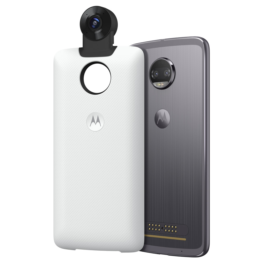 Wholesale cell phone accessory Motorola - 360 Degree Camera Moto Mod for Motorola Moto Z Series