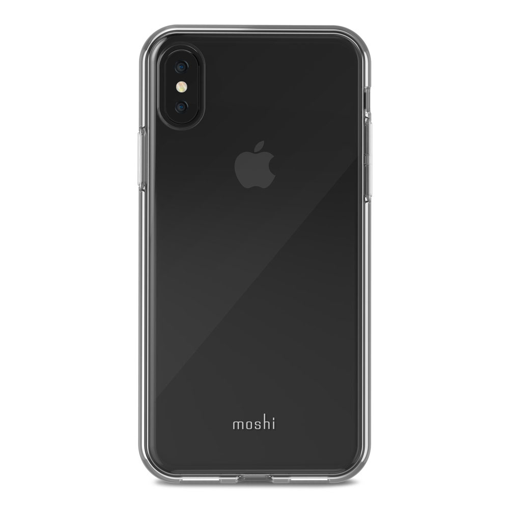Wholesale cell phone accessory Moshi - Vitros Case for Apple iPhone Xs  /  X - Clear