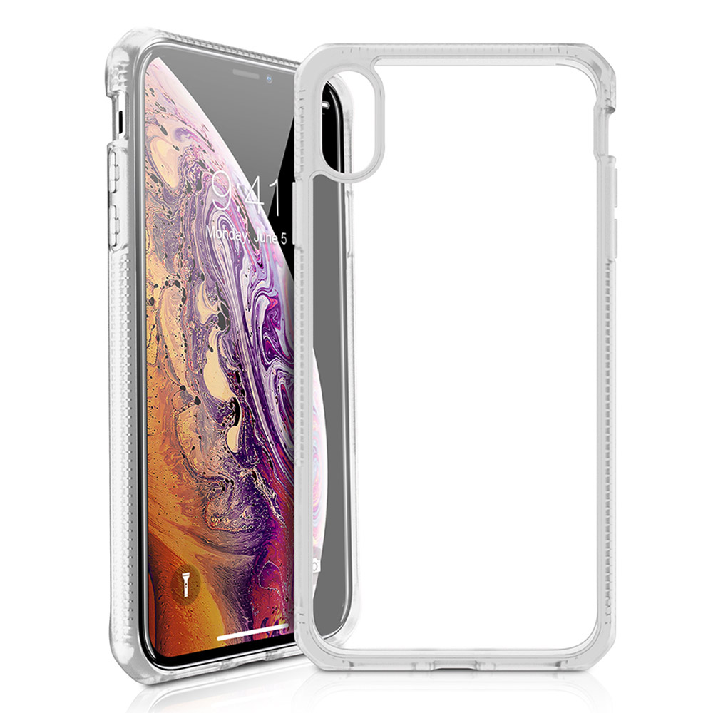 Wholesale cell phone accessory ITSKINS - Hybrid Frost MKII Case for Apple iPhone Xs  /  X -