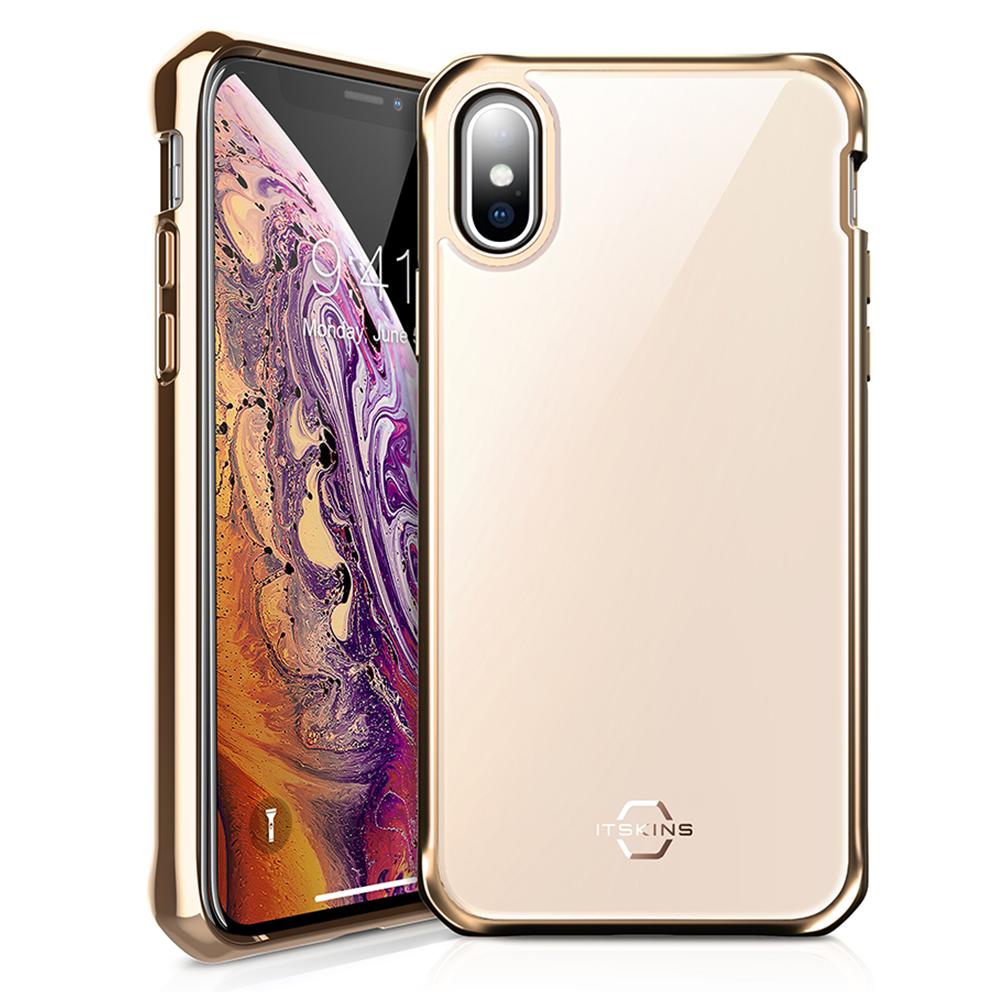 wholesale cellphone accessories ITSKINS HYBRID GLASS IRIDIUM CASES