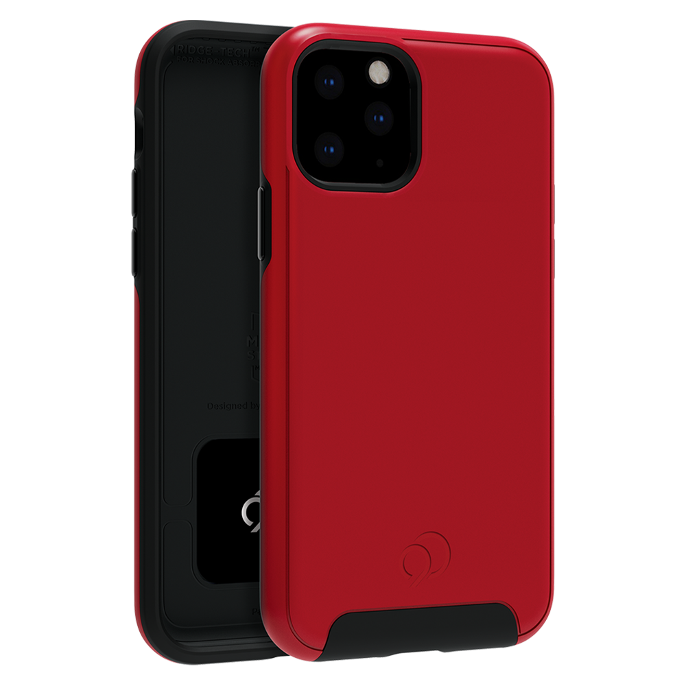 Wholesale cell phone accessory Nimbus9 - Cirrus 2 Case for Apple iPhone 11 Pro - Crimson