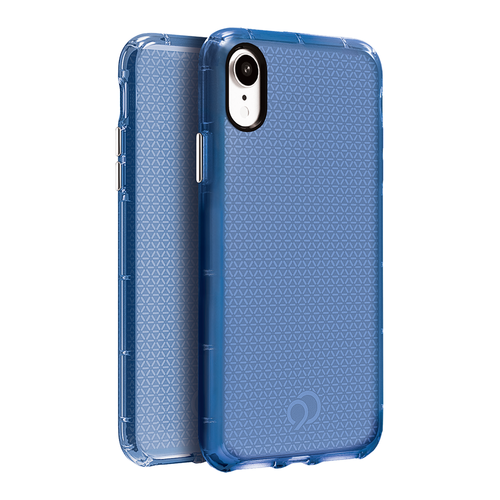 Wholesale cell phone accessory Nimbus9 - Phantom 2 Case For Apple iPhone XR - Pacific Blue