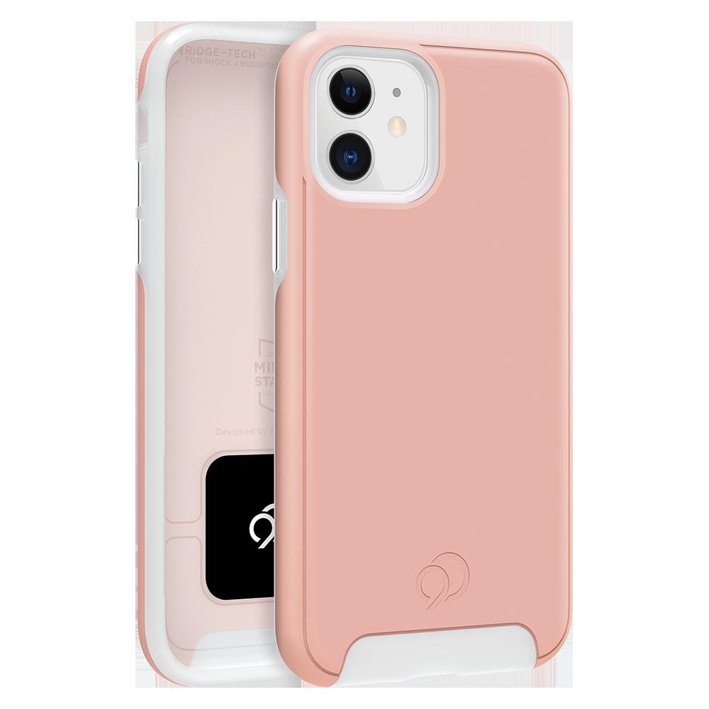 Nimbus9 - Cirrus 2 Case for Apple iPhone 11 - Rose Clear