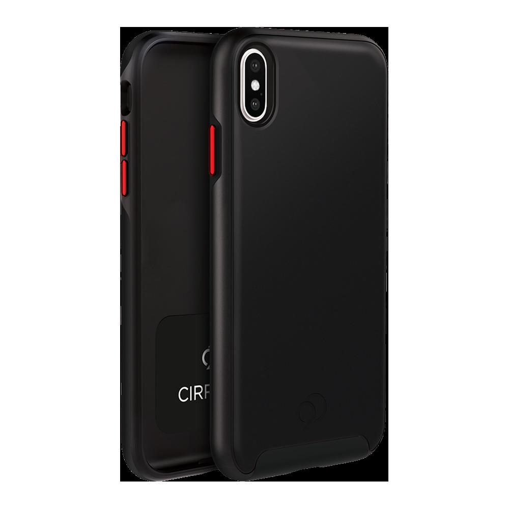 Wholesale cell phone accessory Nimbus9 - Cirrus 2 Case for Apple iPhone Xs Max - Black