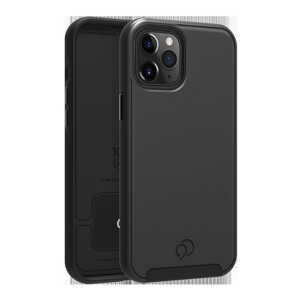 Wholesale cell phone accessory Nimbus9 - Cirrus 2 Case for Apple iPhone 12 Pro Max - Black