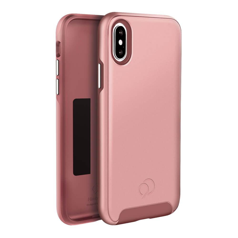 Nimbus9 - Cirrus 2 Case for Apple iPhone XS  /  X - Rose Gold