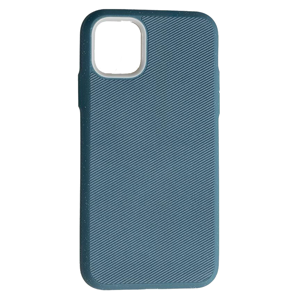 Wholesale cell phone accessory BodyGuardz - Paradigm Grip Case for Apple iPhone 11 Pro - Blue