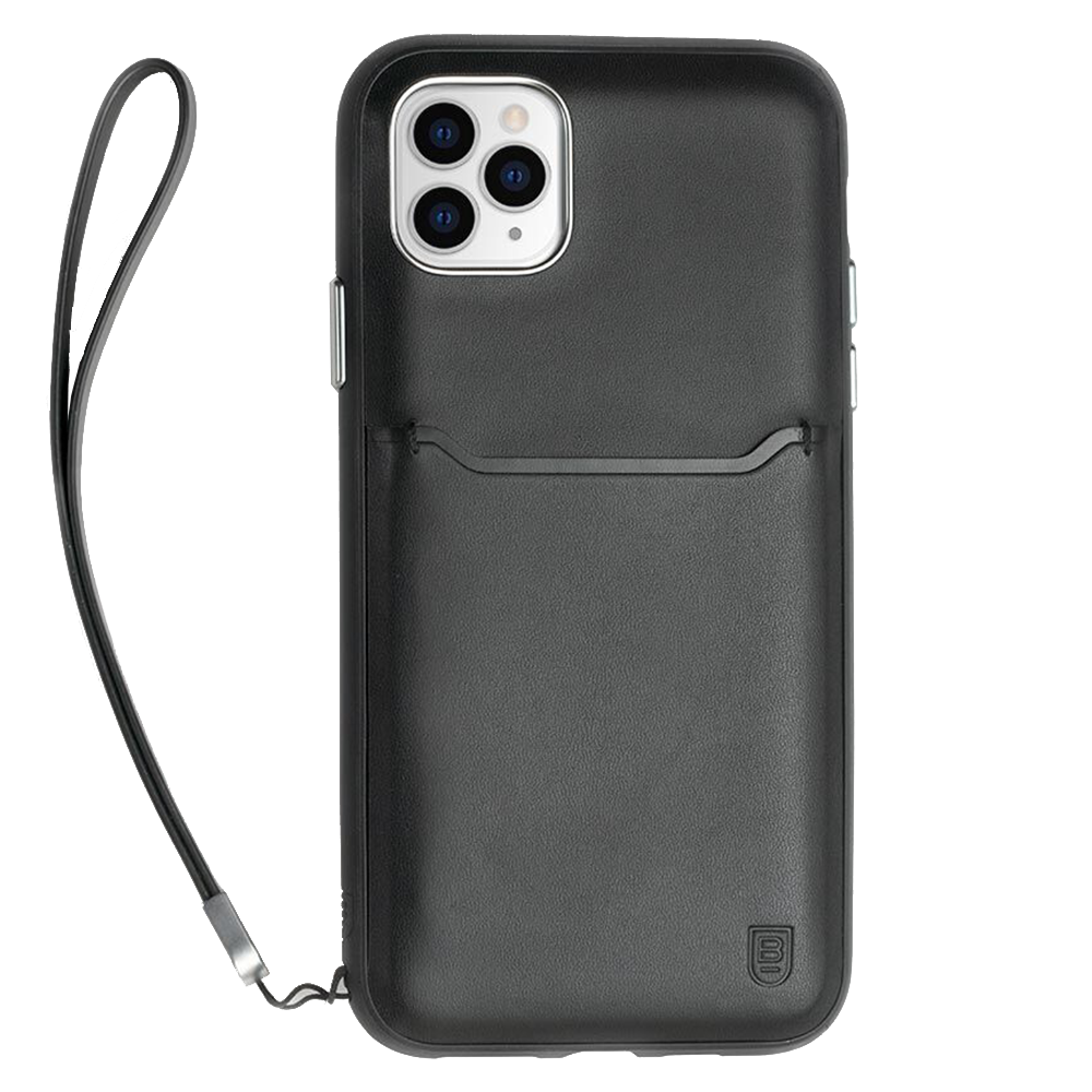Wholesale cell phone accessory BodyGuardz - Accent Wallet Case for Apple iPhone 11 Pro Max -