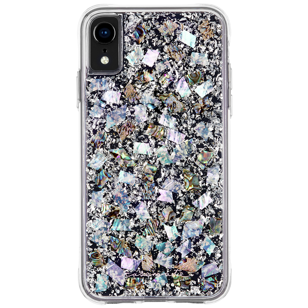 Wholesale cell phone accessory Case-Mate - Karat Case for Apple iPhone XR - Pearl