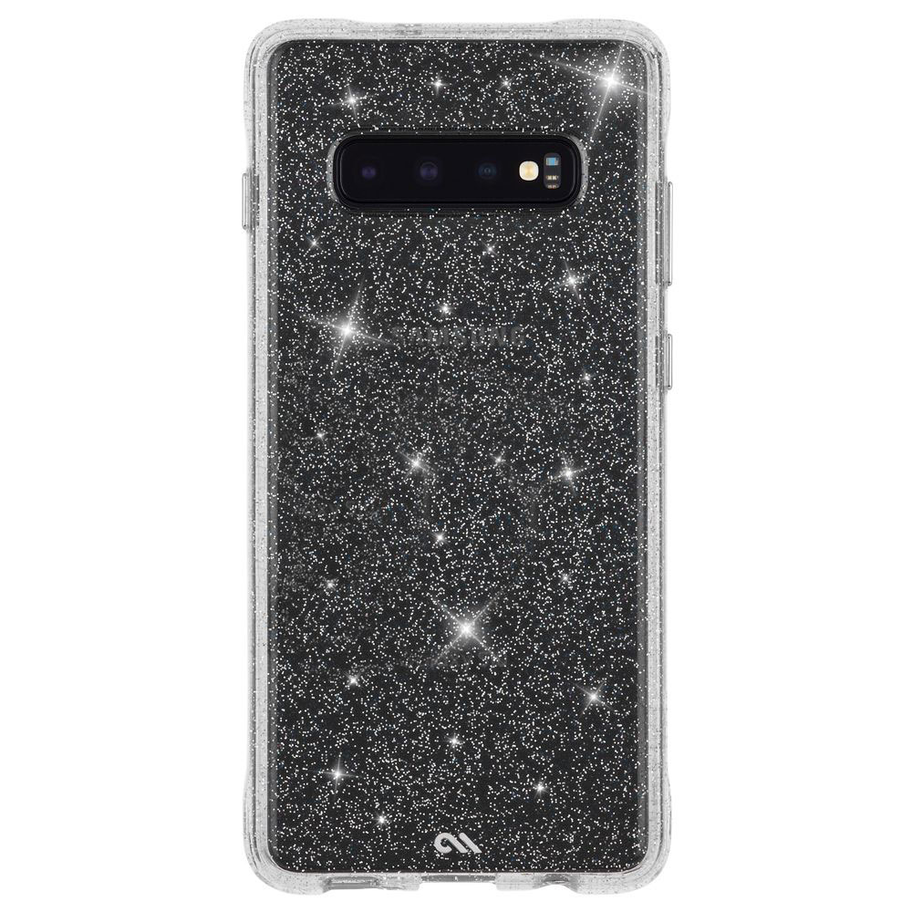 Wholesale cell phone accessory Case-Mate - Sheer Crystal Case for Samsung Galaxy S10 - Clear