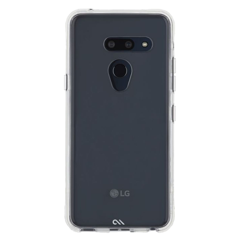 Wholesale cell phone accessory Case-Mate - Tough Case for LG G8 ThinQ - Clear