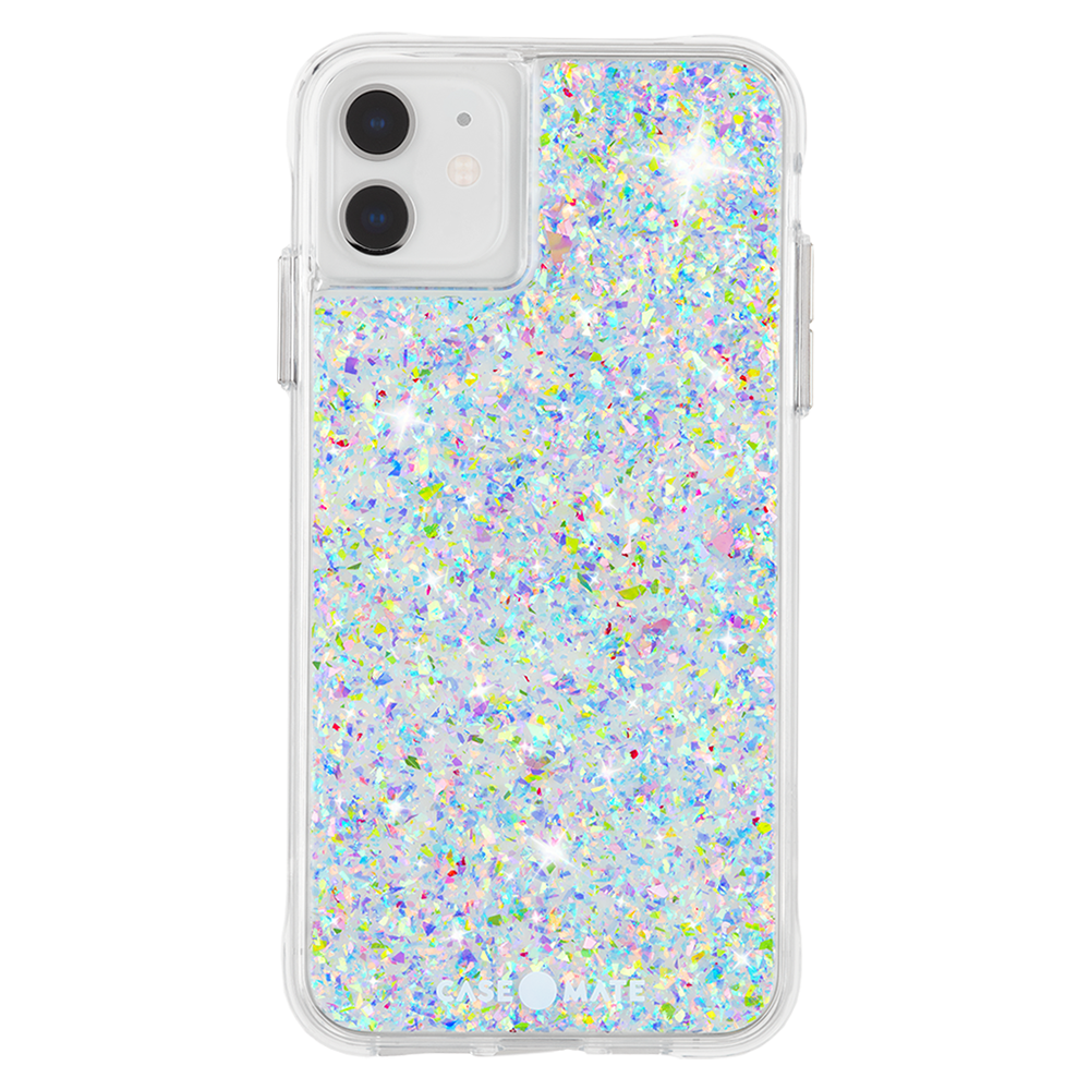 Case-Mate - Twinkle Case for Apple iPhone 11  /  XR - Confetti