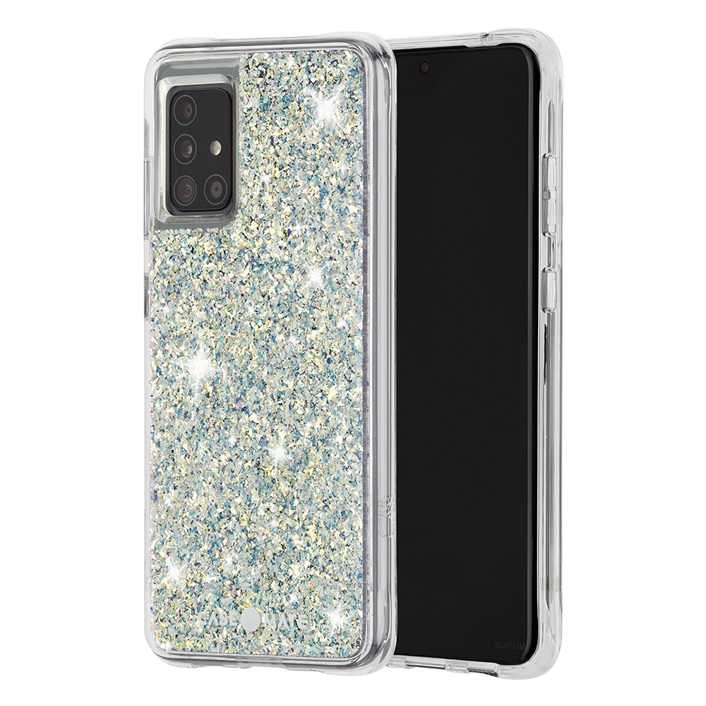 Case-Mate - Twinkle Case for Samsung Galaxy A51 5G  /  A51 5G UW - Stardust