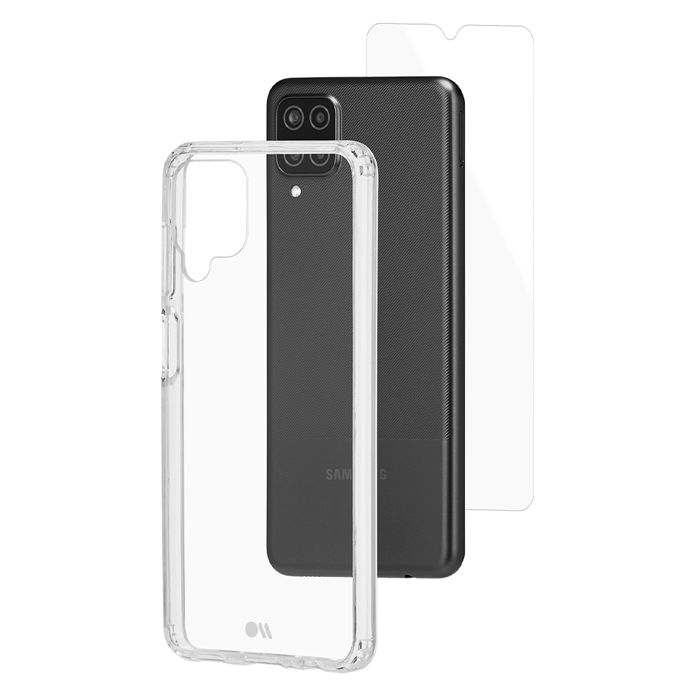 Wholesale cell phone accessory Case-Mate - Protection Pack Tough Case and Glass Screen Protector